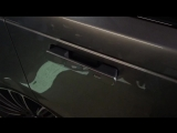Выдвижные дверные ручки нового Range Rover Velar