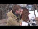 Пикап Пранк Перешел в Поцелуй - Kissing Prank
