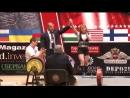 Юлия Зауголова тянет 220 кг, 235 кг, 240 кг. Без экипировки. На битве Чемпионов 2012 года