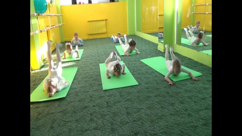 BABY CLASS. Открытый урок. май 2017г.