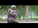 Отработка действий ОМОН Росгвардии при освобождении захваченной школы
