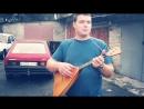 Москвичевод классно зачитал рэп