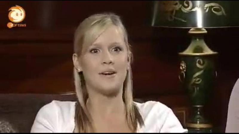 Интервью Клэр Холт, Фиби Тонкин и Карибы Хейн о сериале «Н2О: просто добавь воды» (ТВ-версия)
