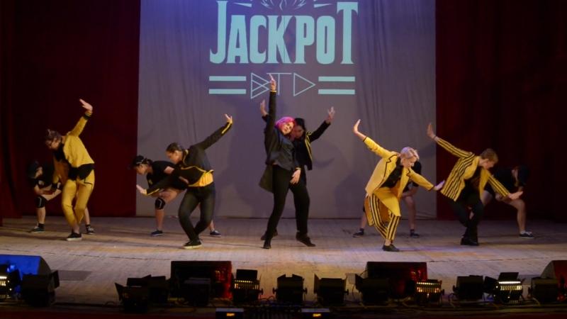 Niji Fest 2017. Asia Music Group. 01. BTD – JACKPOT (Block B cover), Саратов