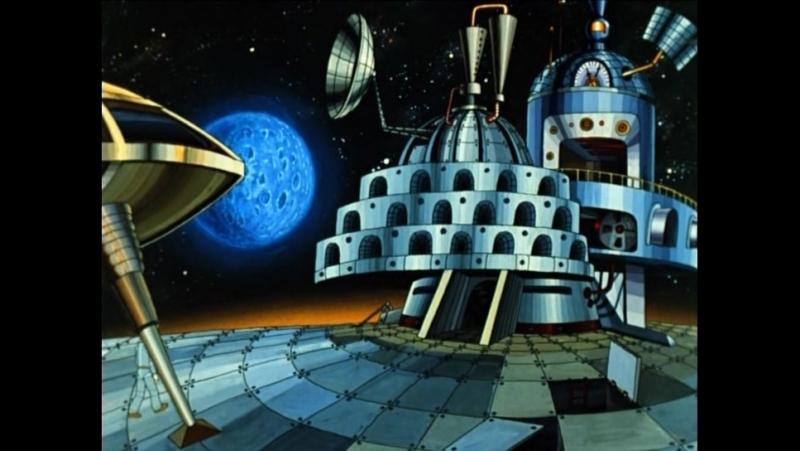 Тайна третьей планеты (Кир Булычев) (1981) Роман Качанов «Союзмультфильм»