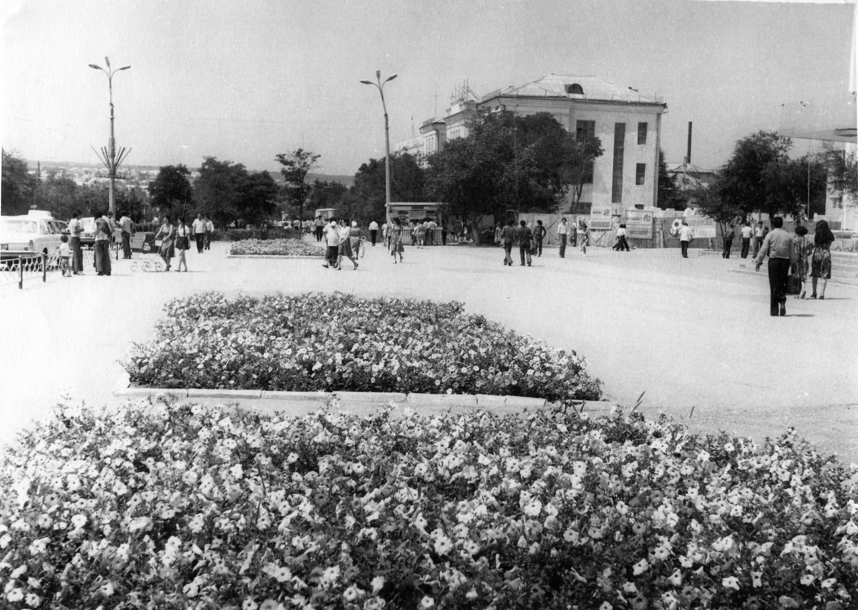 Гостиница «Россия». 1978 год
