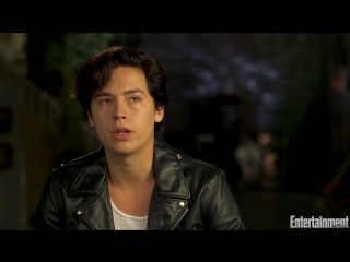 Riverdale Cast Tease Season 2 Details Behind The Scenes ¦ Cover Shoot ¦ Entertainment Weekly