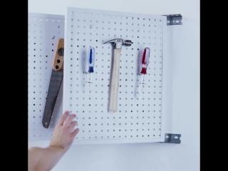 Доска для хранения инструментов