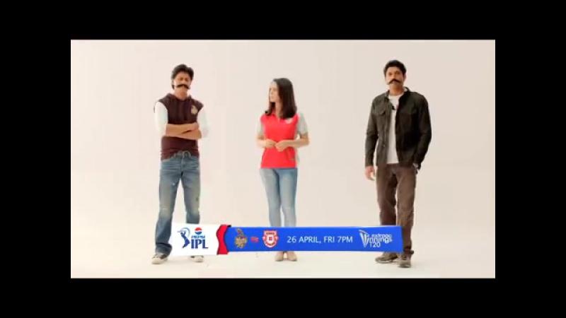 Extraaa Innings T20 - MARD Initiative - Farhan Akthar, Shahrukh Khan, Preity Zinta