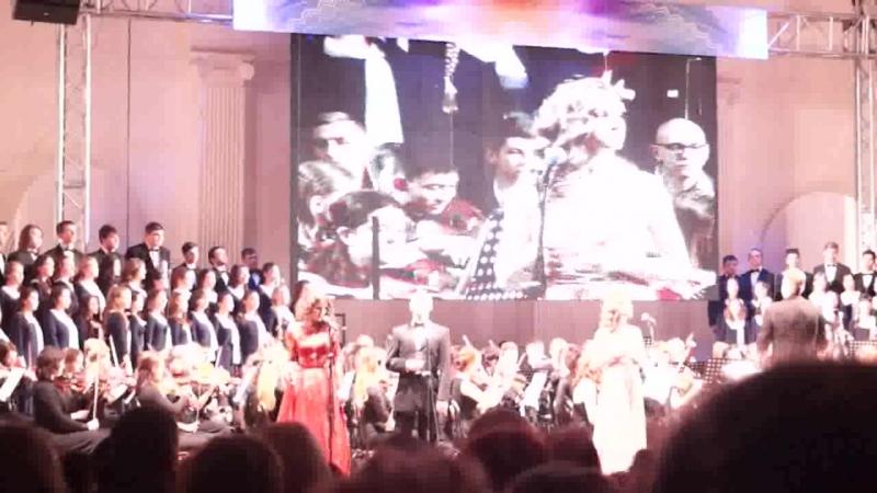 Д Верди Застольная песня из оперы Травиата