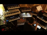 Никулин Д.Love-s-Theme--(Нино Рот)--( Электроника-2015)