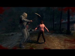 Новый жестокий геймплей игры по «Пятнице 13-е»
