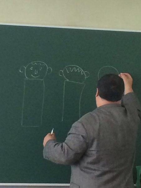 Уроки рисования от Димки