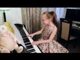ALEKSEEV - Чувствую душой (cover Виктория Викторовна 8 лет)