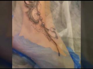 татуировка - орнамент