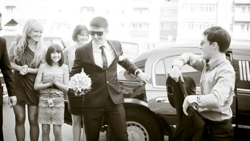 свадьба) Ягафаровы)