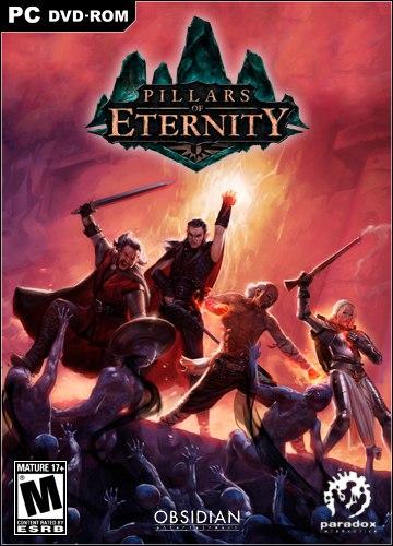 Pillars of Eternity: Royal Edition [v 3.05.1186] (2015) PC | Steam-Rip от R.G. Игроманы