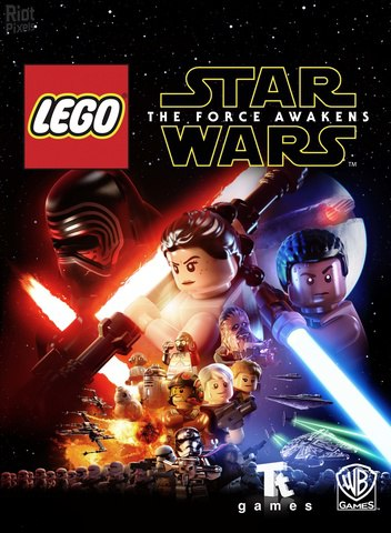LEGO Star Wars: The Force Awakens - Deluxe Edition [v.1.0.3] (2016) PC   RePack от FitGirl