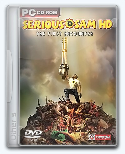 Крутой Сэм HD: Первая Кровь / Serious Sam HD: The First Encounter [v1.206580] (2009) PC | Repack от Other s