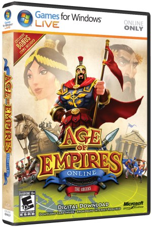 Age of Empires Online (Microsoft) (ENG)