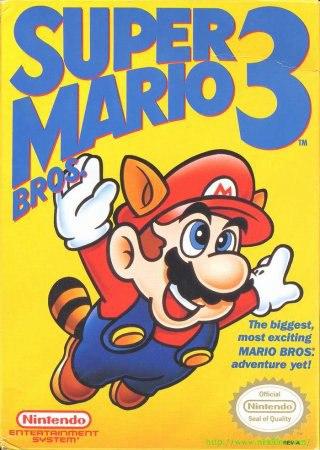 SUPER MARIO BROS 3: MARIO FOREVER (2012) PC