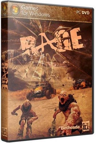 Rage [v 1.0.29.712 + 2 DLC] (2011) PC | Rip от от Fenixx