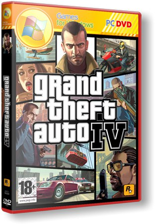 Grand Theft Auto 4 (2008/PC/RUS/RePack)