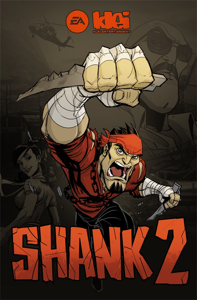 Shank 2 (Klei Entertainment (2012) (ENG) [RePack] от R.G.Best Club