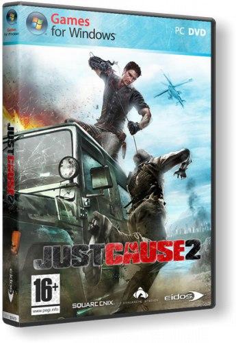 Just Cause 2 (2010) PC | RePack от Fenixx
