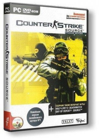 Counter-Strike: Source [v1.0.0.69fix6] (2011) PC | Кристально чистая сборка + сборка MyCSS