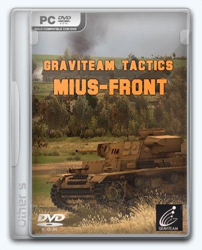 Graviteam Tactics: Mius-Front [v 6.0.3598/6] (2016) PC | Repack Other's