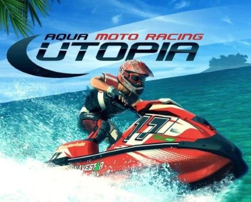 Aqua Moto Racing Utopia (2016) PC | Лицензия