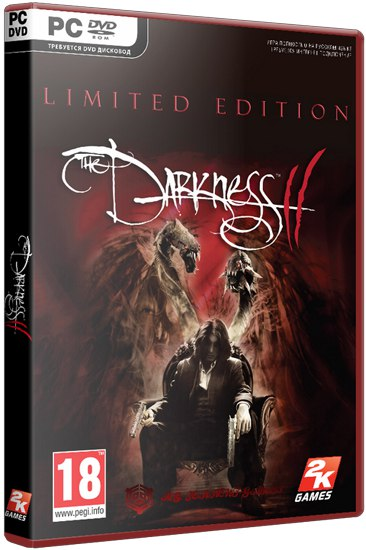THE DARKNESS II: LIMITED EDITION (CRACKFIX) [REPACK/RUS/ENG]