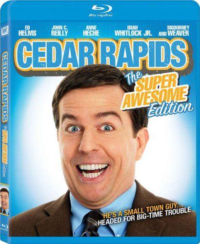 Совсем не бабник / Cedar Rapids (2011) HDRip