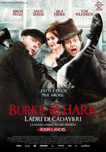 Ноги-руки за любовь / Burke and Hare (2010) HDRip