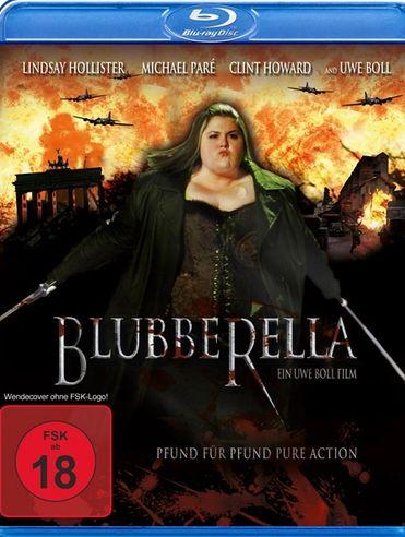 Жирнушка / Blubberella (2011) HDRip