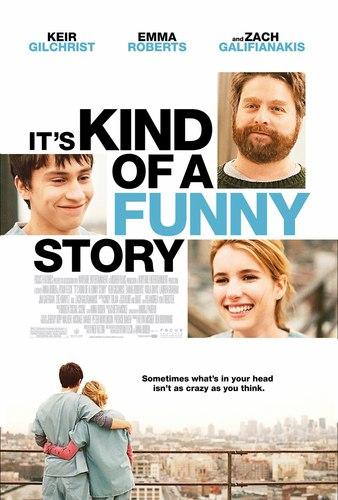 Это очень забавная история / It's Kind of a Funny Story (2010) HDRip