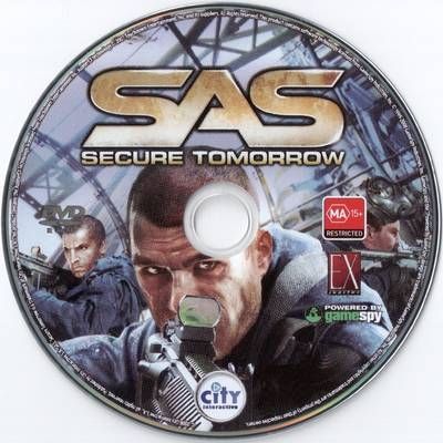 SAS - Secure Tomorrow |Repack от R.G.Creative| (2008) Full RUS