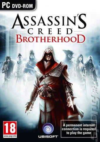 ASSASSIN'S CREED: BROTHERHOOD.V.1.03 (2011) (RUS)