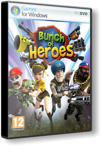 Bunch of Heroes (2011) PC | Repack от R.G.Creative