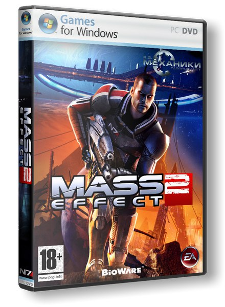 Mass Effect 2 (2010) PC | RePack от R.G. Механики