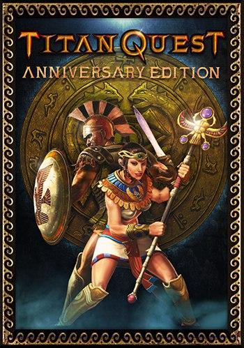 Titan Quest: Anniversary Edition [Update 7] (2016) PC   Лицензия