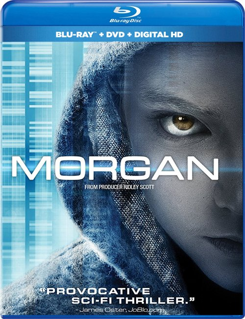 Морган / Morgan (2016) WEB-DLRip   iTunes