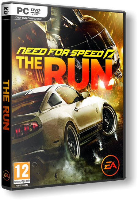 Need For Speed The Run Limited Edition v.1.1.0.0 [Repack от Fenixx] (15 ноября 2011) RUS
