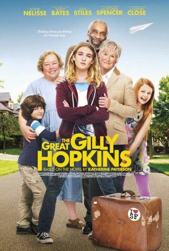 Великолепная Гилли Хопкинс / The Great Gilly Hopkins (2016) HDRip | L