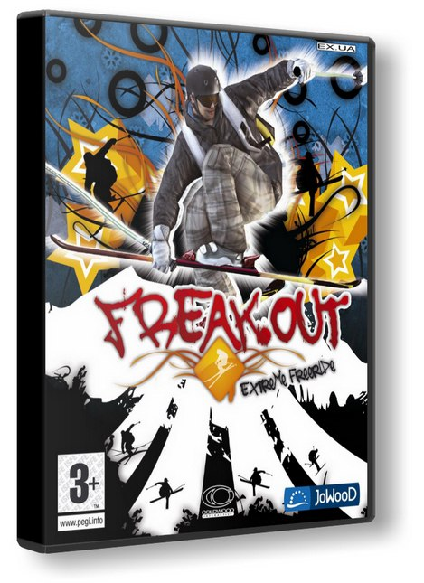 Freak Out: Extreme Freeride (2007) PC | REPACK