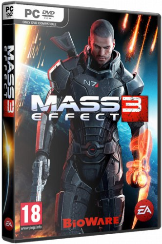 Mass Effect 3 Digital Deluxe Edition [v1.0.5427.1] (2012/PC/Rus/RePack) R.G. Repacker's