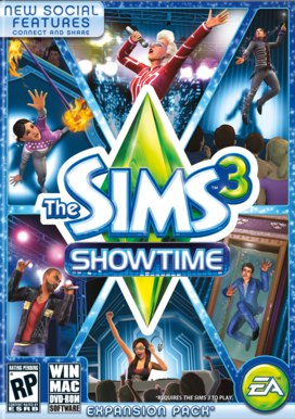 The Sims 3: Showtime (2012/PC/Rus)