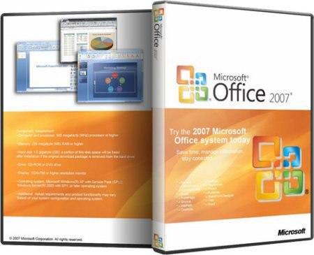 Microsoft Office 2007 Professional RUS
