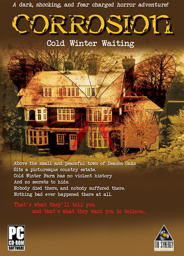 Corrosion: Cold Winter Waiting (2012/PC/ENG)
